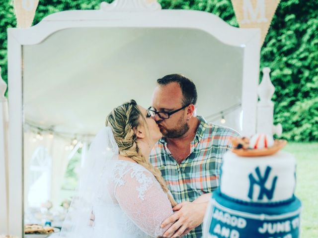 Jarod and Heather's wedding in Woodstock, New Brunswick 3