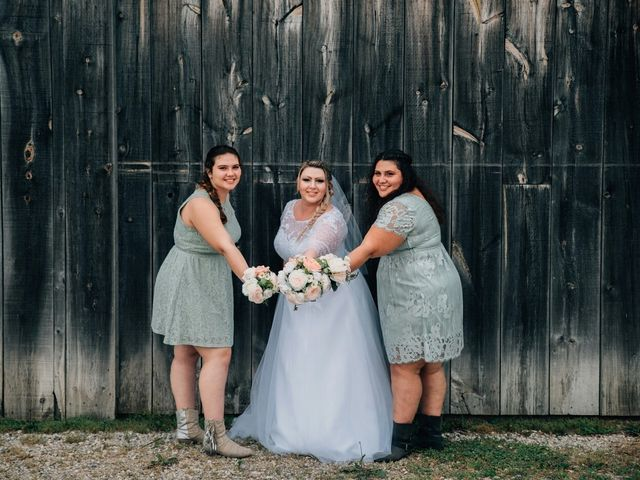 Jarod and Heather's wedding in Woodstock, New Brunswick 7