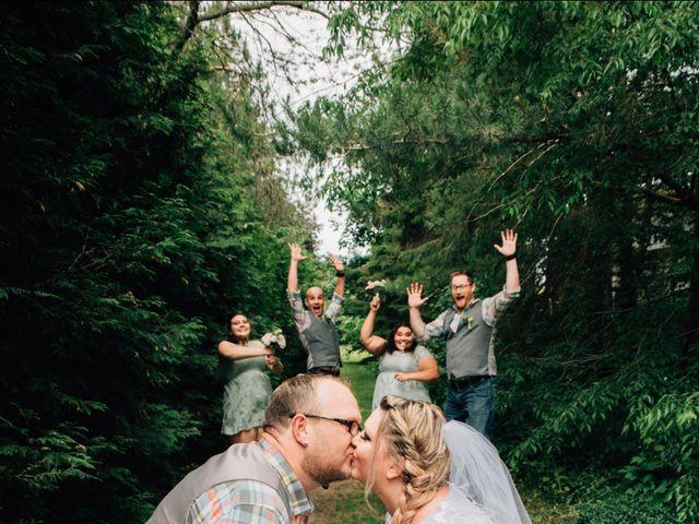 Jarod and Heather's wedding in Woodstock, New Brunswick 9