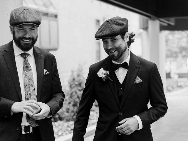 Chris and Jess's wedding in Toronto, Ontario 31