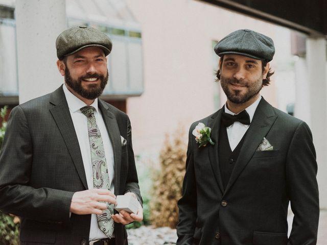 Chris and Jess's wedding in Toronto, Ontario 32