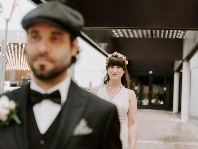 Chris and Jess's wedding in Toronto, Ontario 36