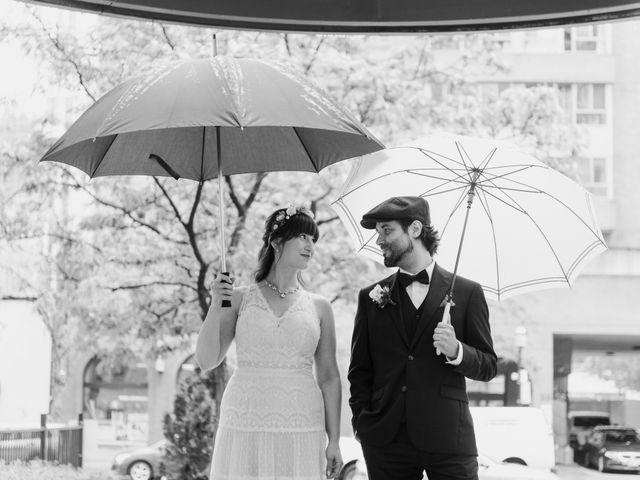 Chris and Jess's wedding in Toronto, Ontario 40