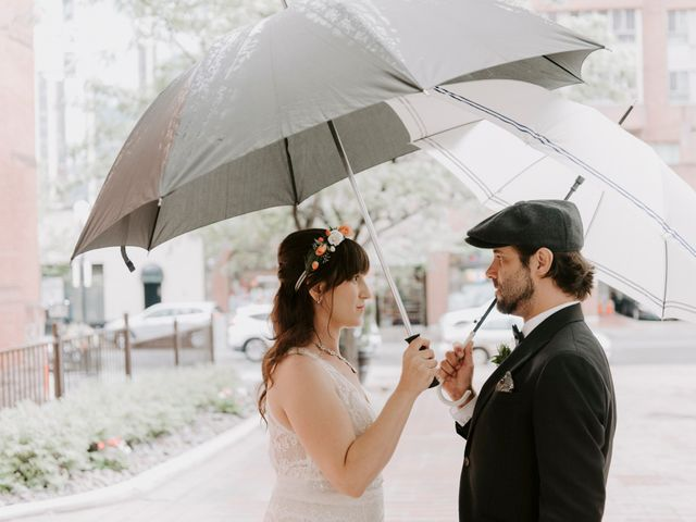 Chris and Jess's wedding in Toronto, Ontario 41