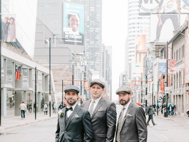 Chris and Jess's wedding in Toronto, Ontario 46