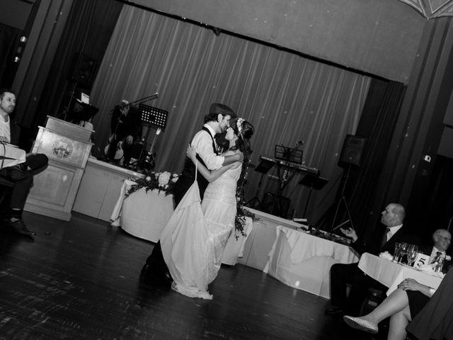 Chris and Jess's wedding in Toronto, Ontario 59