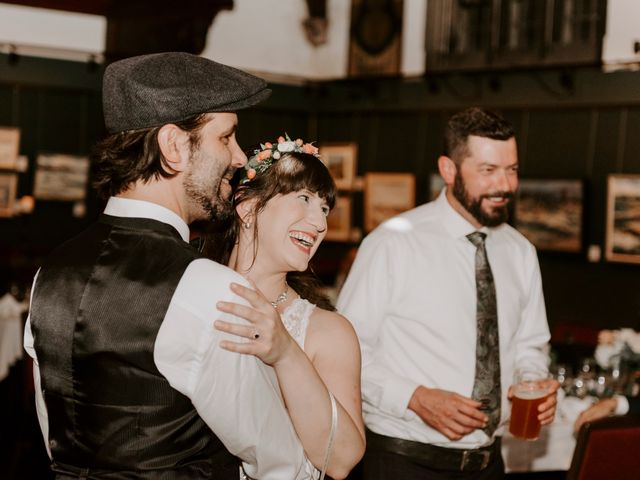 Chris and Jess's wedding in Toronto, Ontario 60