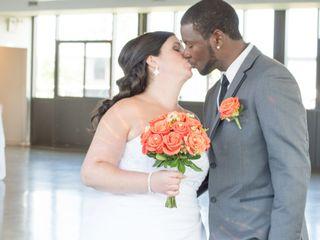 The wedding of Stephanie and Craig
