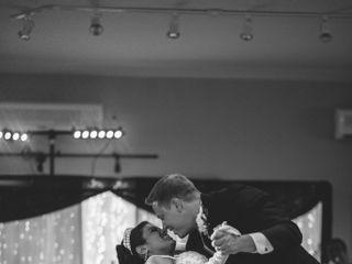 The wedding of Juliana and Scott