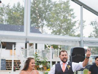 The wedding of Vanessa and Josh 2