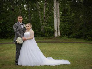 The wedding of Natasha and Coty