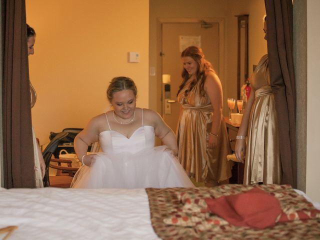 Coty and Natasha's wedding in Campbellton, New Brunswick 12
