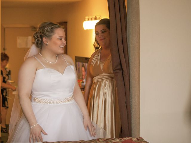 Coty and Natasha's wedding in Campbellton, New Brunswick 13