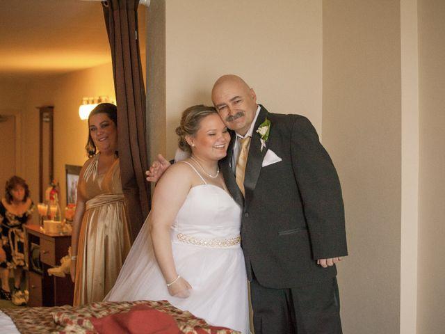 Coty and Natasha's wedding in Campbellton, New Brunswick 14