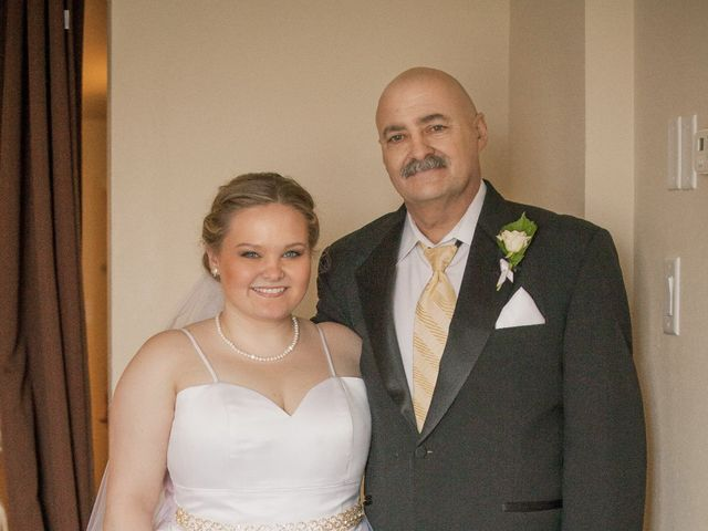 Coty and Natasha's wedding in Campbellton, New Brunswick 15