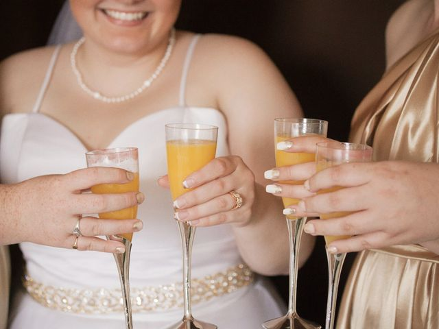 Coty and Natasha's wedding in Campbellton, New Brunswick 17
