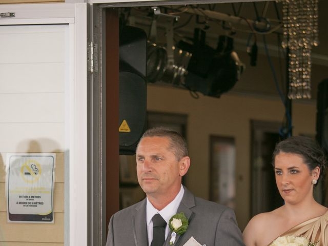 Coty and Natasha's wedding in Campbellton, New Brunswick 19