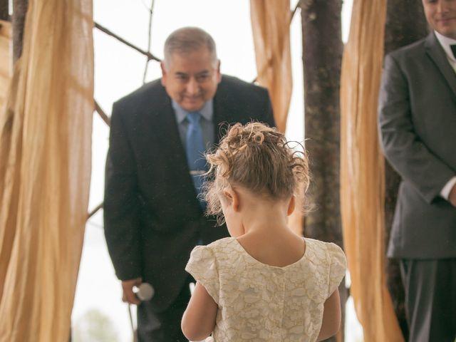 Coty and Natasha's wedding in Campbellton, New Brunswick 22