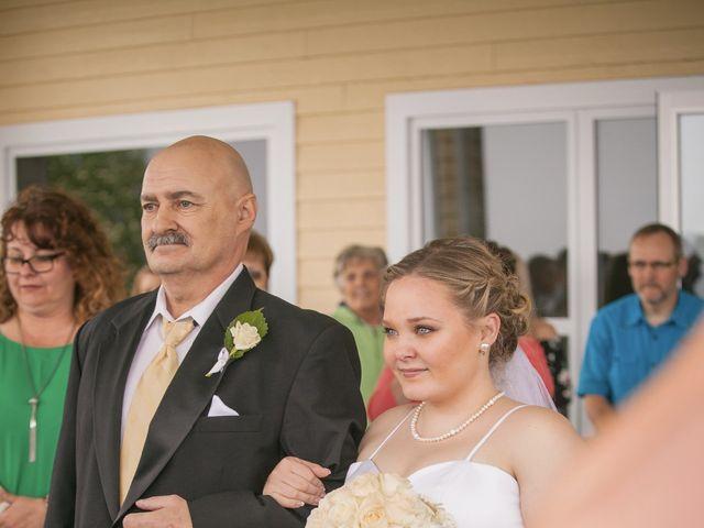 Coty and Natasha's wedding in Campbellton, New Brunswick 25