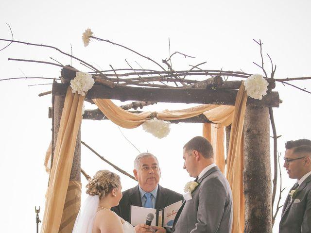 Coty and Natasha's wedding in Campbellton, New Brunswick 26
