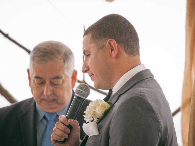 Coty and Natasha's wedding in Campbellton, New Brunswick 27