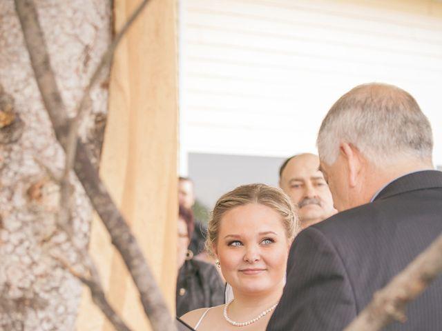Coty and Natasha's wedding in Campbellton, New Brunswick 30