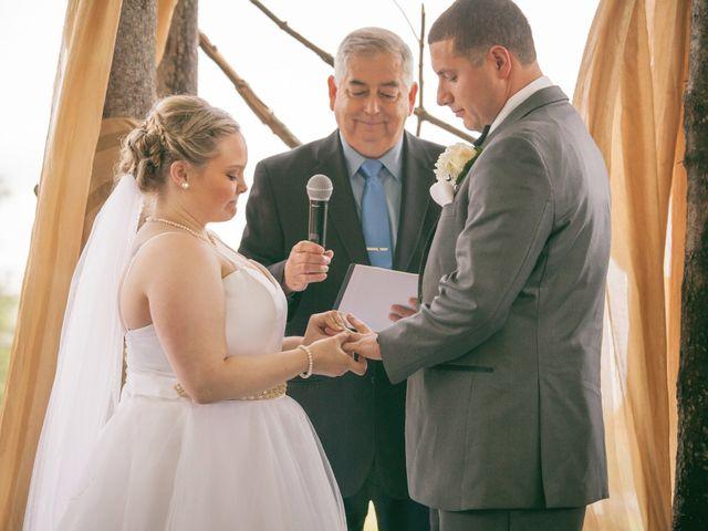 Coty and Natasha's wedding in Campbellton, New Brunswick 32