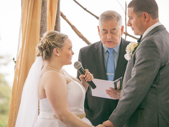 Coty and Natasha's wedding in Campbellton, New Brunswick 33