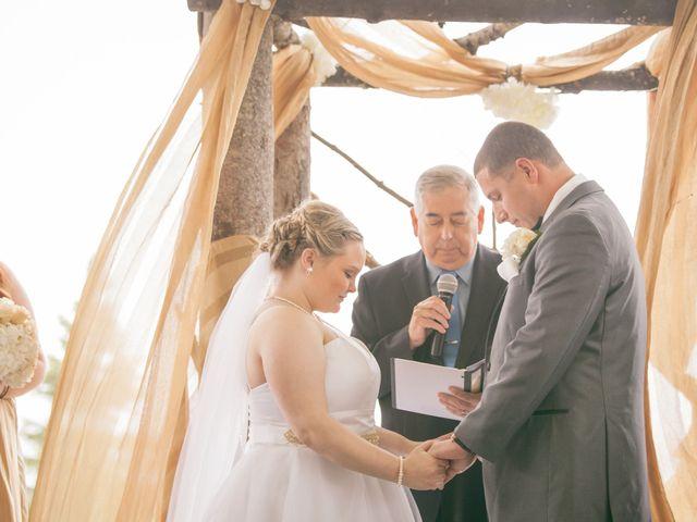 Coty and Natasha's wedding in Campbellton, New Brunswick 34