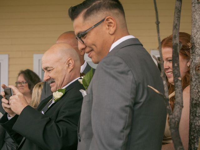 Coty and Natasha's wedding in Campbellton, New Brunswick 37