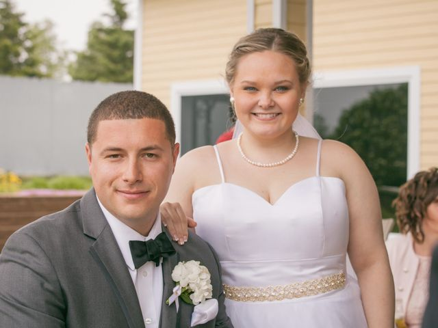 Coty and Natasha's wedding in Campbellton, New Brunswick 38