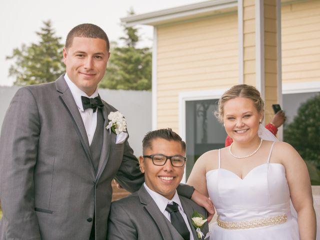 Coty and Natasha's wedding in Campbellton, New Brunswick 40