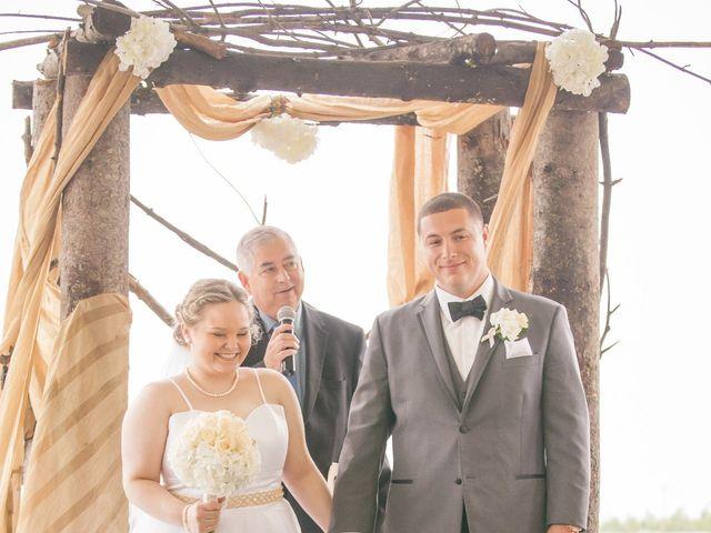 Coty and Natasha's wedding in Campbellton, New Brunswick 48