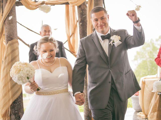 Coty and Natasha's wedding in Campbellton, New Brunswick 50