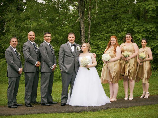 Coty and Natasha's wedding in Campbellton, New Brunswick 52