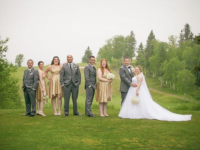 Coty and Natasha's wedding in Campbellton, New Brunswick 54