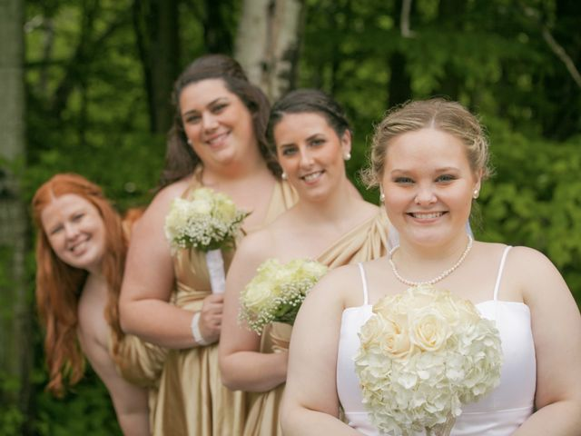 Coty and Natasha's wedding in Campbellton, New Brunswick 62