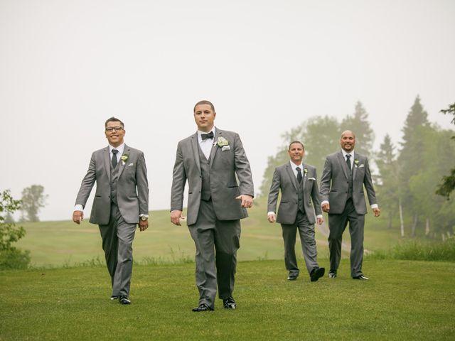Coty and Natasha's wedding in Campbellton, New Brunswick 68