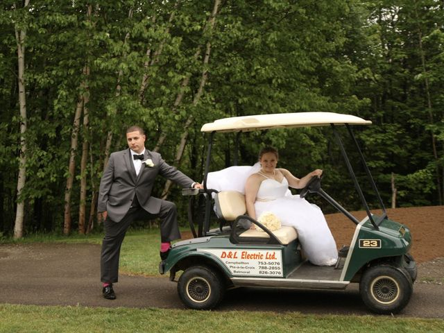 Coty and Natasha's wedding in Campbellton, New Brunswick 80
