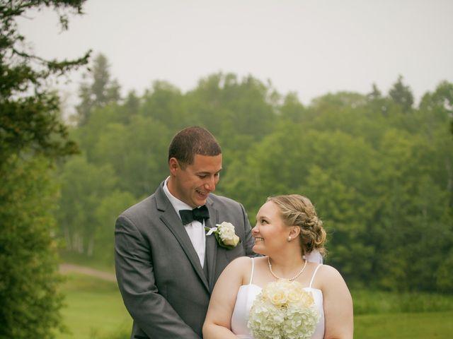 Coty and Natasha's wedding in Campbellton, New Brunswick 82