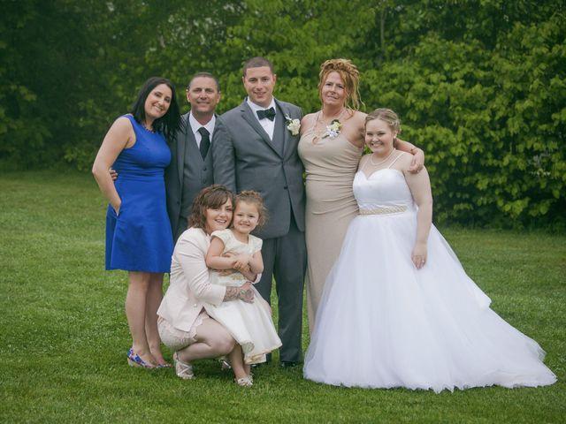 Coty and Natasha's wedding in Campbellton, New Brunswick 100