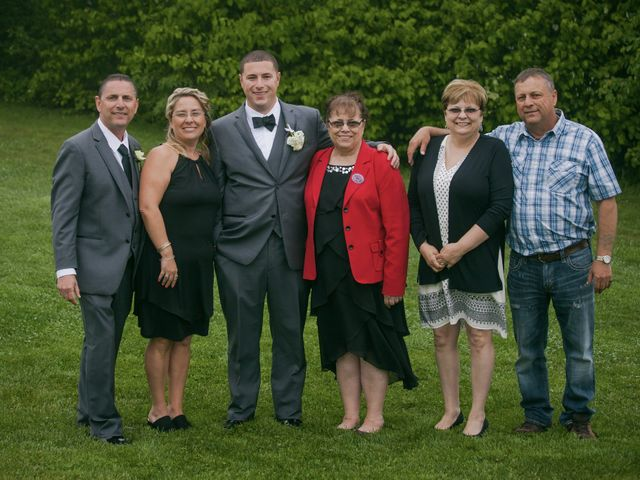 Coty and Natasha's wedding in Campbellton, New Brunswick 101