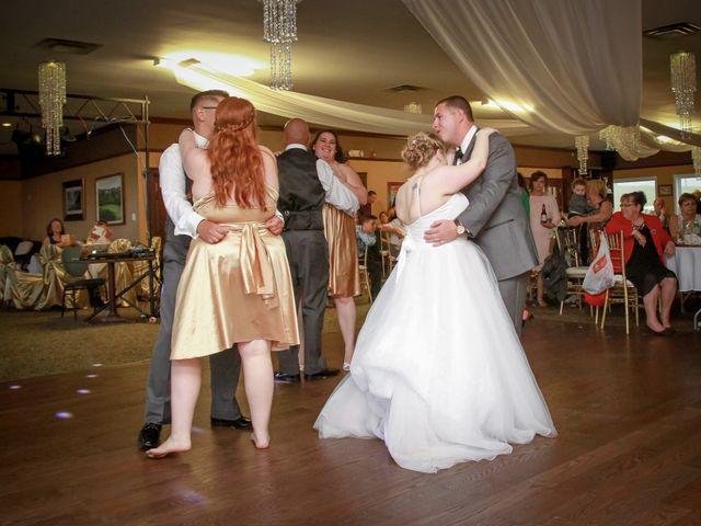 Coty and Natasha's wedding in Campbellton, New Brunswick 130