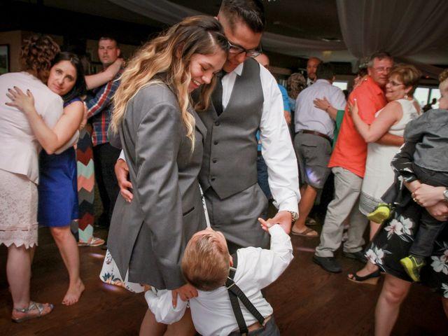 Coty and Natasha's wedding in Campbellton, New Brunswick 138
