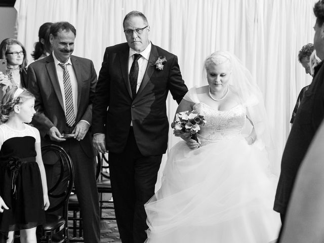 Mike and Samantha's wedding in Toronto, Ontario 43