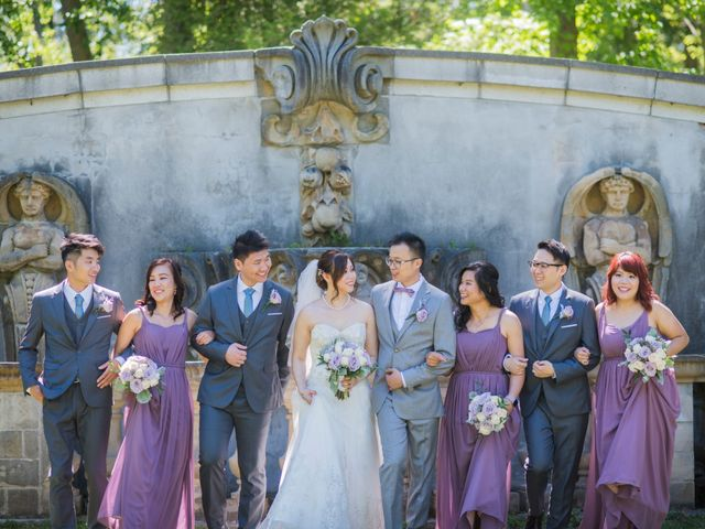 Sam and Rita's wedding in Toronto, Ontario 9