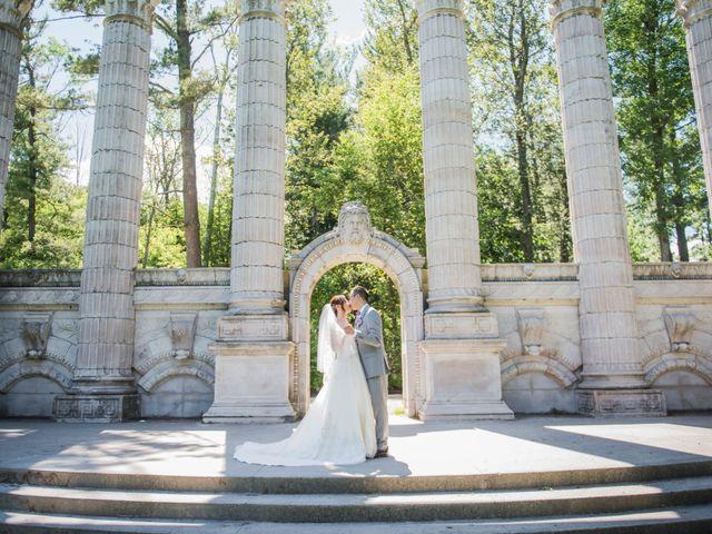 Sam and Rita's wedding in Toronto, Ontario 1