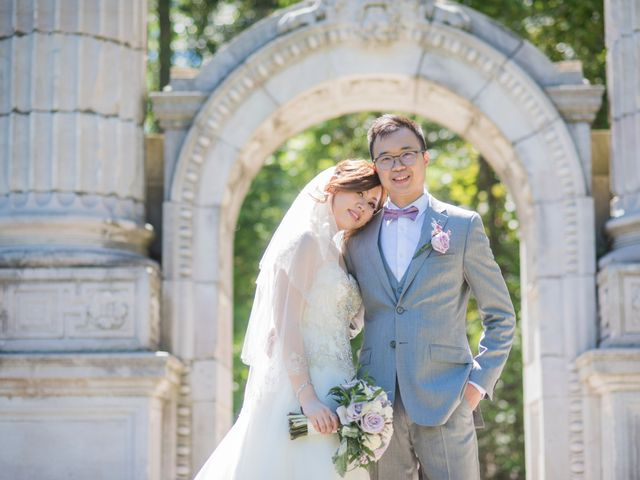 Sam and Rita's wedding in Toronto, Ontario 12