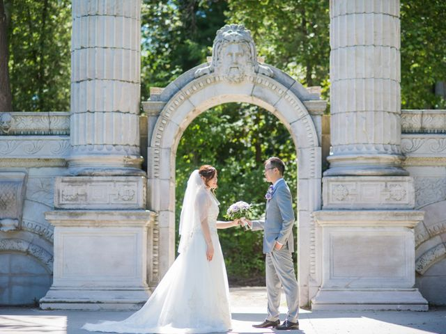 Sam and Rita's wedding in Toronto, Ontario 14