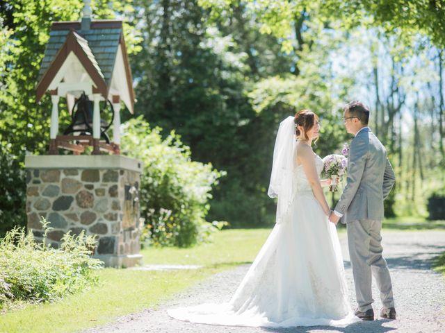 Sam and Rita's wedding in Toronto, Ontario 17